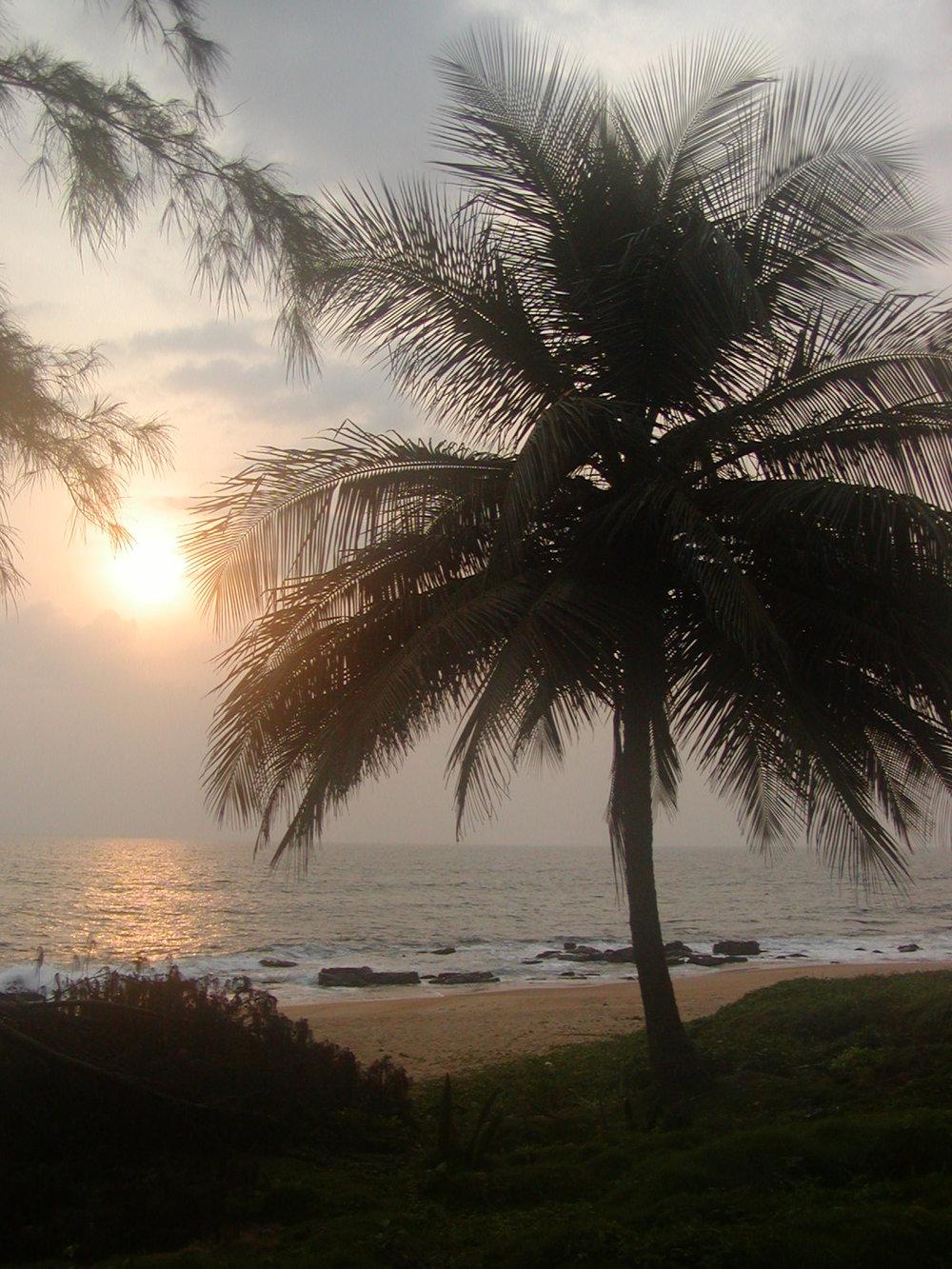 SEE: A Liberian BEACH