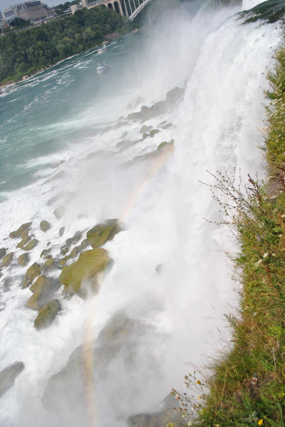 HEAR: Niagara Falls