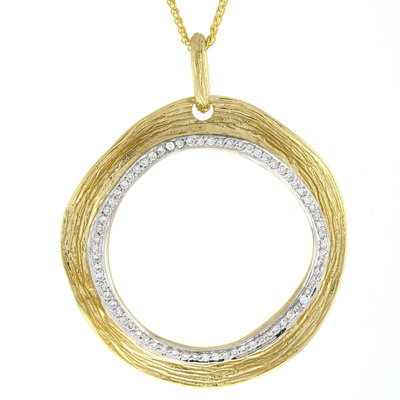 yellowgoldanddiamondtexturedcirclependant.jpg