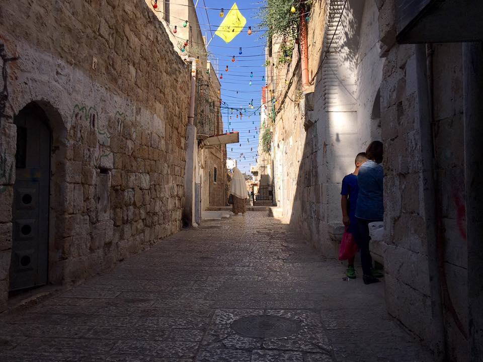 Jerusalem, July 2016