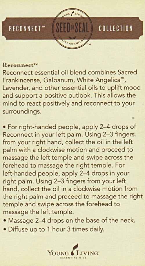 Autism Reconnect Kit Oils Protocol
