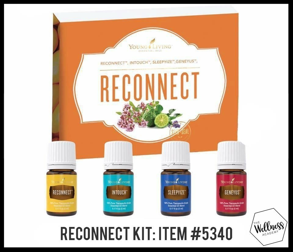 Autism Reconnect Kit Oils