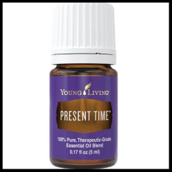 Present Time Young Living Oil