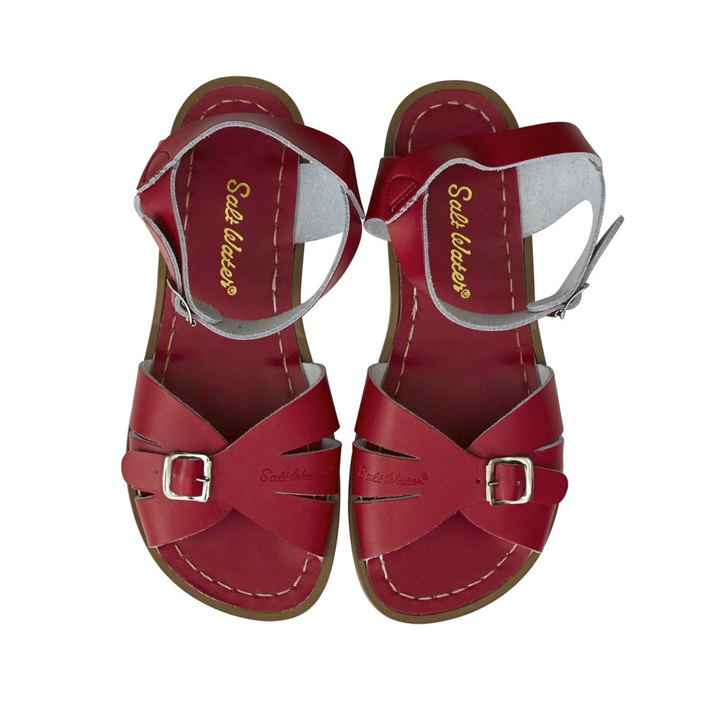 c7fac212e0cd Red SaltWater Sandal - Classic — Scout