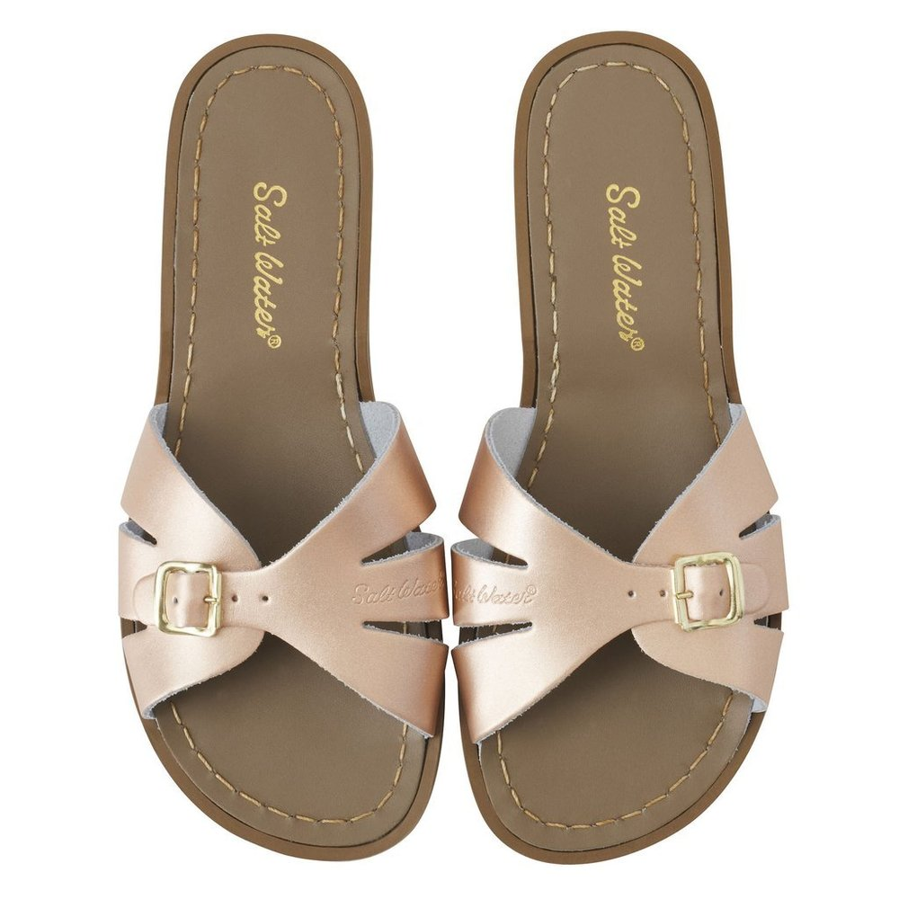 bfeec5475d5 Saltwater Slides - Rose Gold — Scout