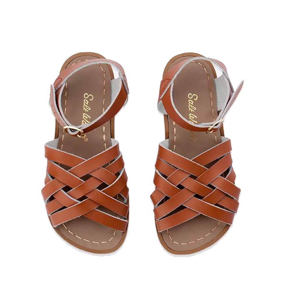 7e68ed5e8 retro sandals tan.jpg. SALT WATER SANDALS