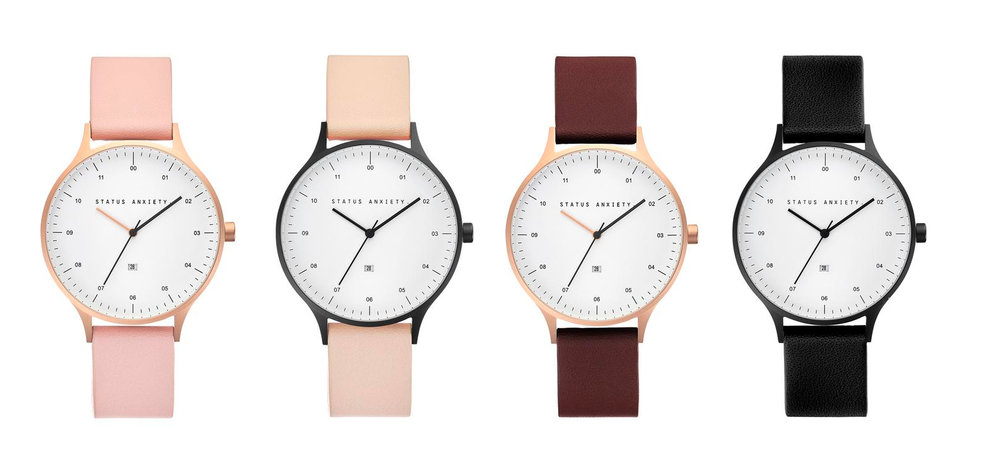 Status Anxiety Watches