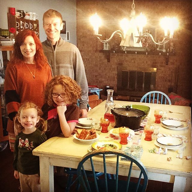 Glimpse of our beautiful #thanksgiving2015  couldn't ask for a more amazing family. #thankyoulord #myblessedlife