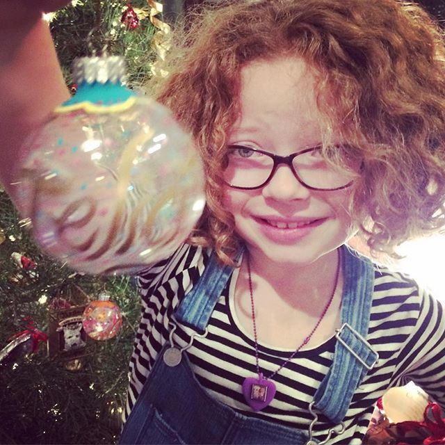 My Felicity. #hernanemeanshappiness #christmastree2015