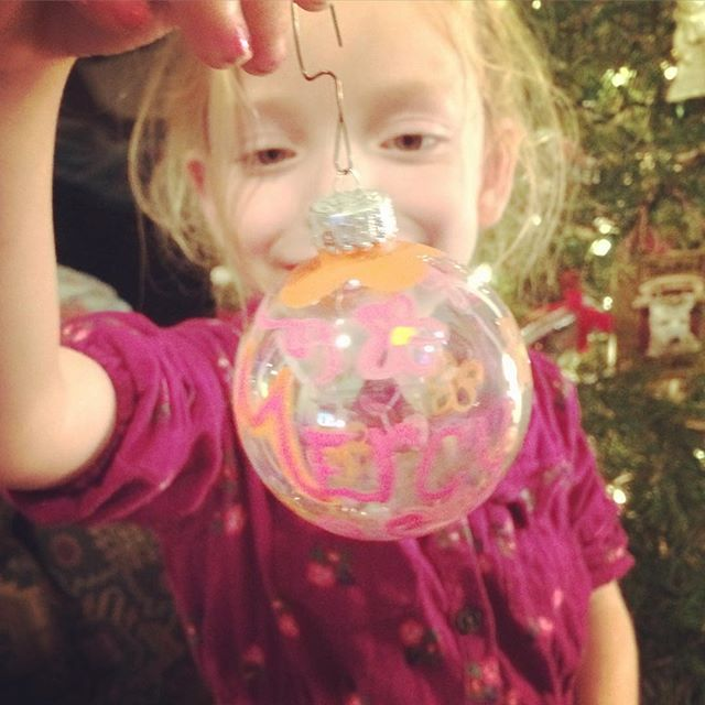 My Mercy. #hernamemeansreward #christmastree2015