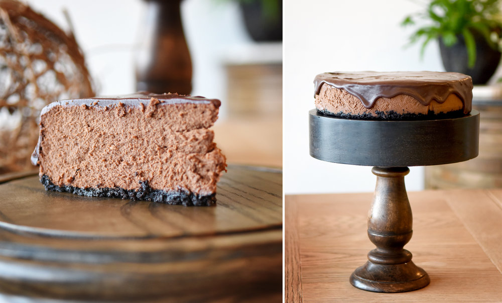 Chocolate Cheesecake   53 whole