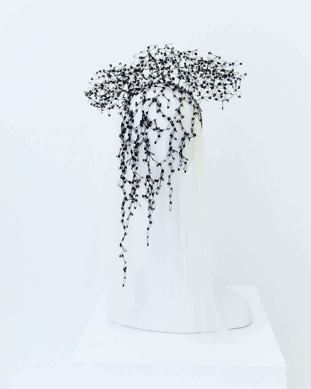 Safety Pin Headdress, 2005
