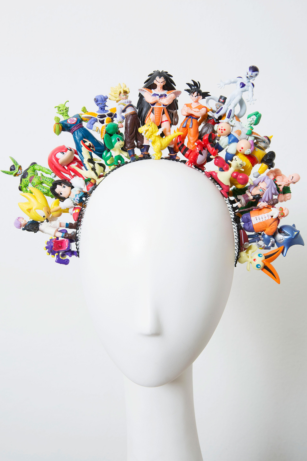 Toy Headdress II, 2015