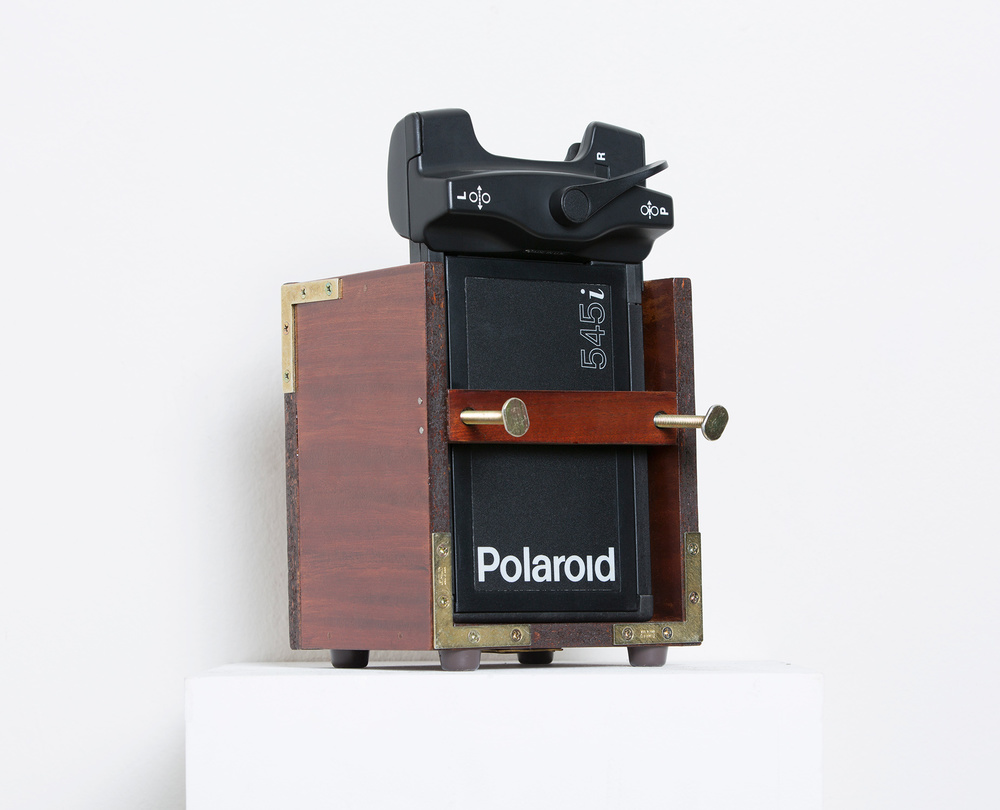 Recine 4x5 Pinhole Camera, 2000 (back)