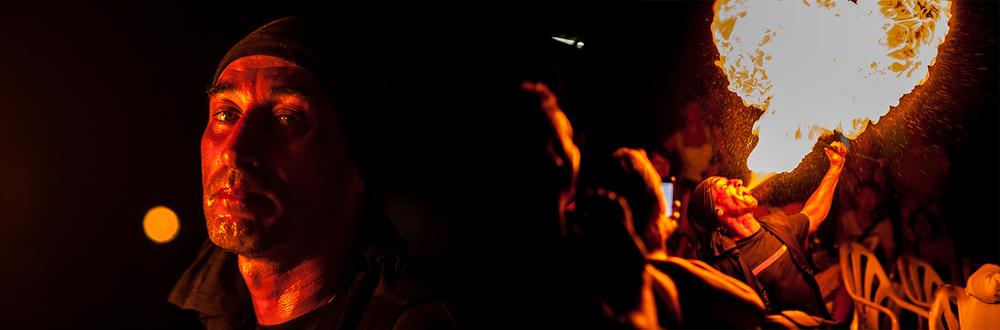 Fire Breather - Carlito's: Phi Phi