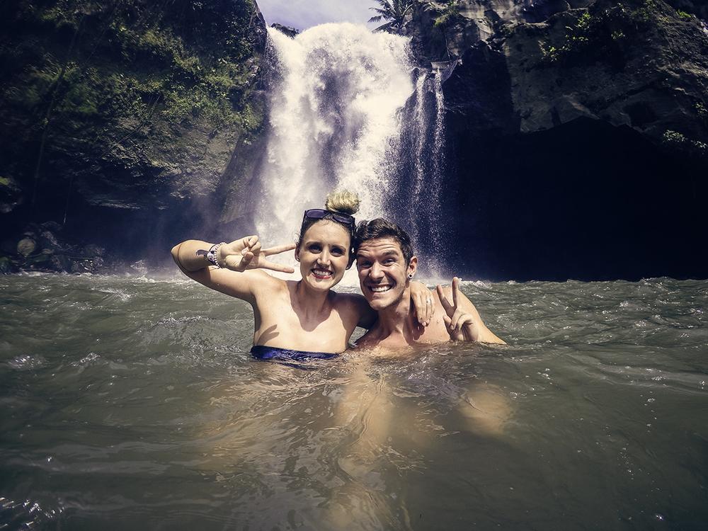 Tegunungan Falls, Ubud