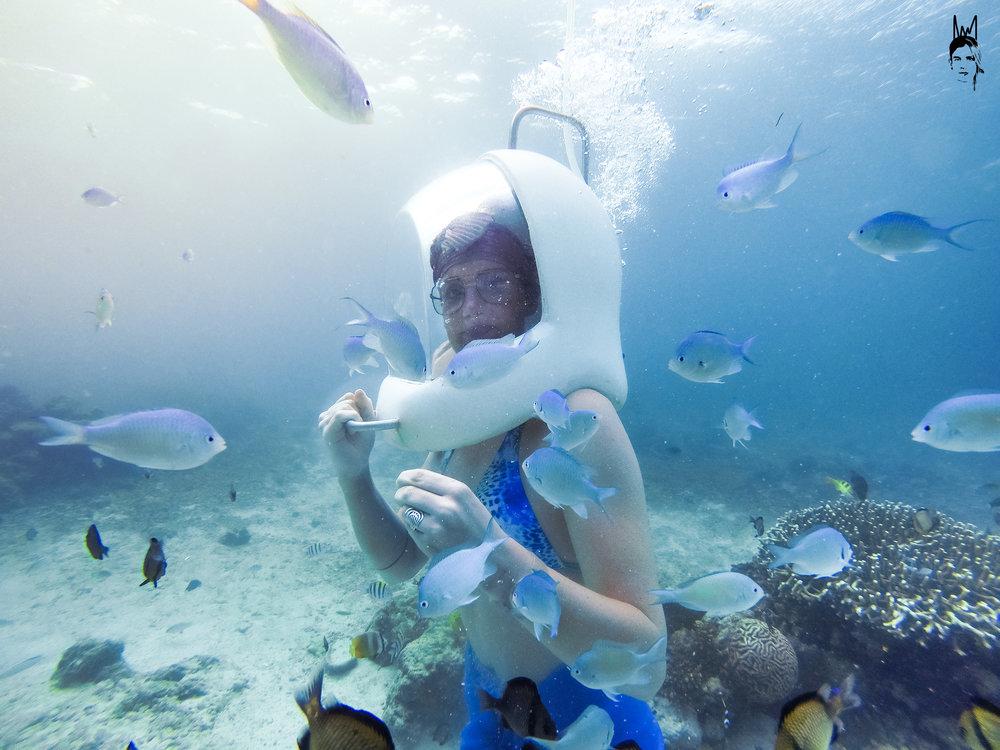 Helmet Diving Borocay