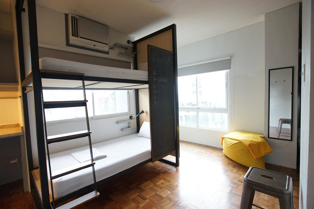 Twin Room - Z Hostel, Manila