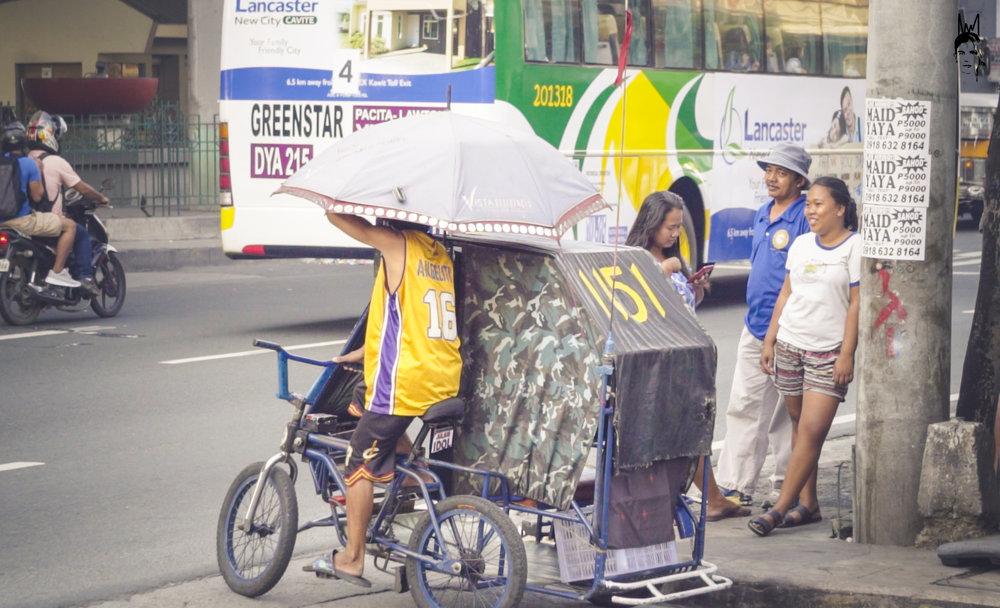 Bike Taxi, Manila