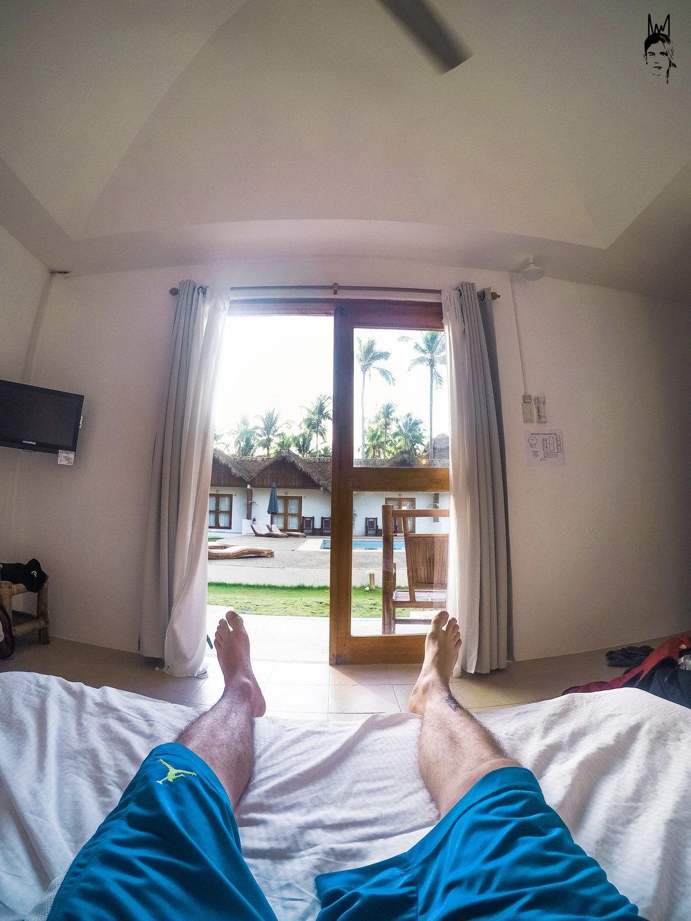 Deluxe Double Room - Elysia Beach Resort