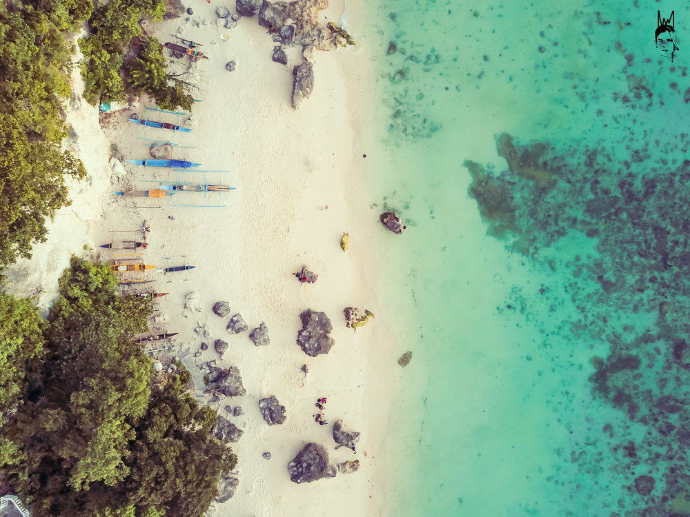 Diniwid Beach, Boracay