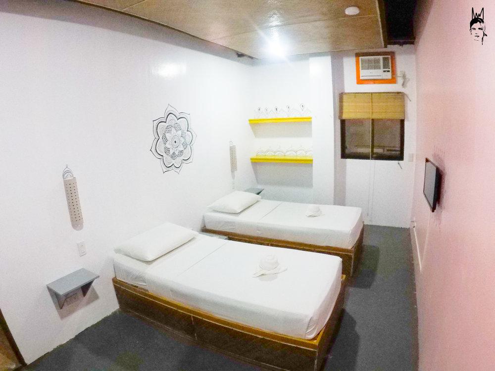 Double Room - MNL Borocay