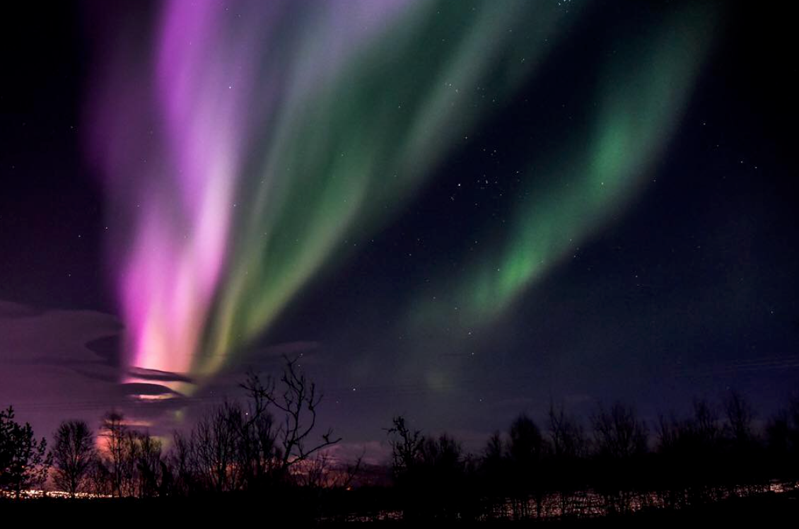 The Best Places To See The Northern Lights In Tromso
