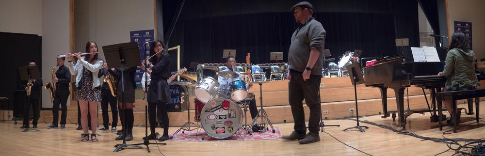 Jazz Combo in Concert