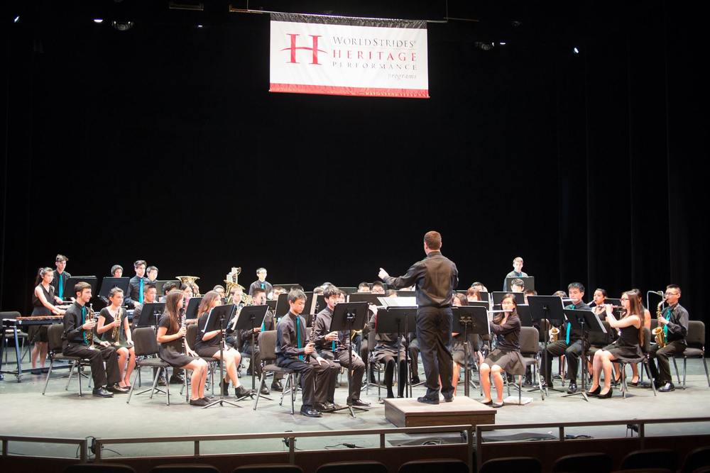Burton High School Band   Symphonic Band    Learn More