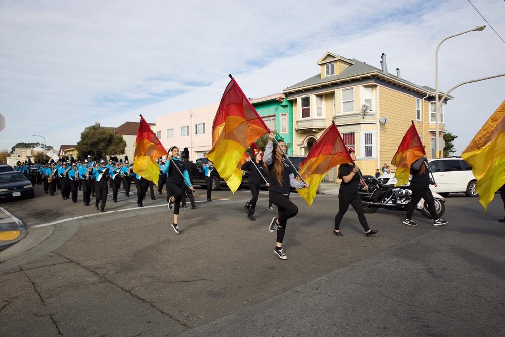 Unity Day Parade 2015