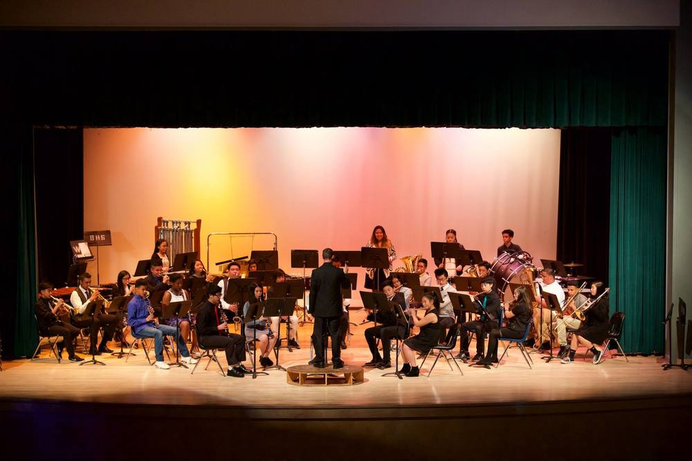 Intermediate Band, Spring Concert (2016)