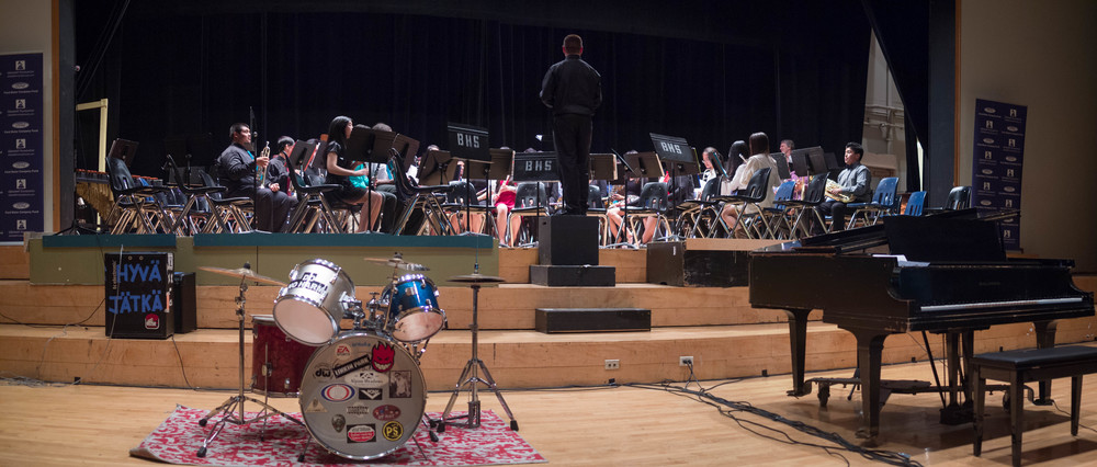 Intermediate Band, Spring Concert (2015)