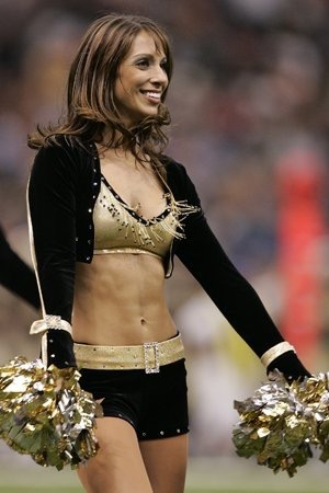 Vanessa / New Orleans Saintsations