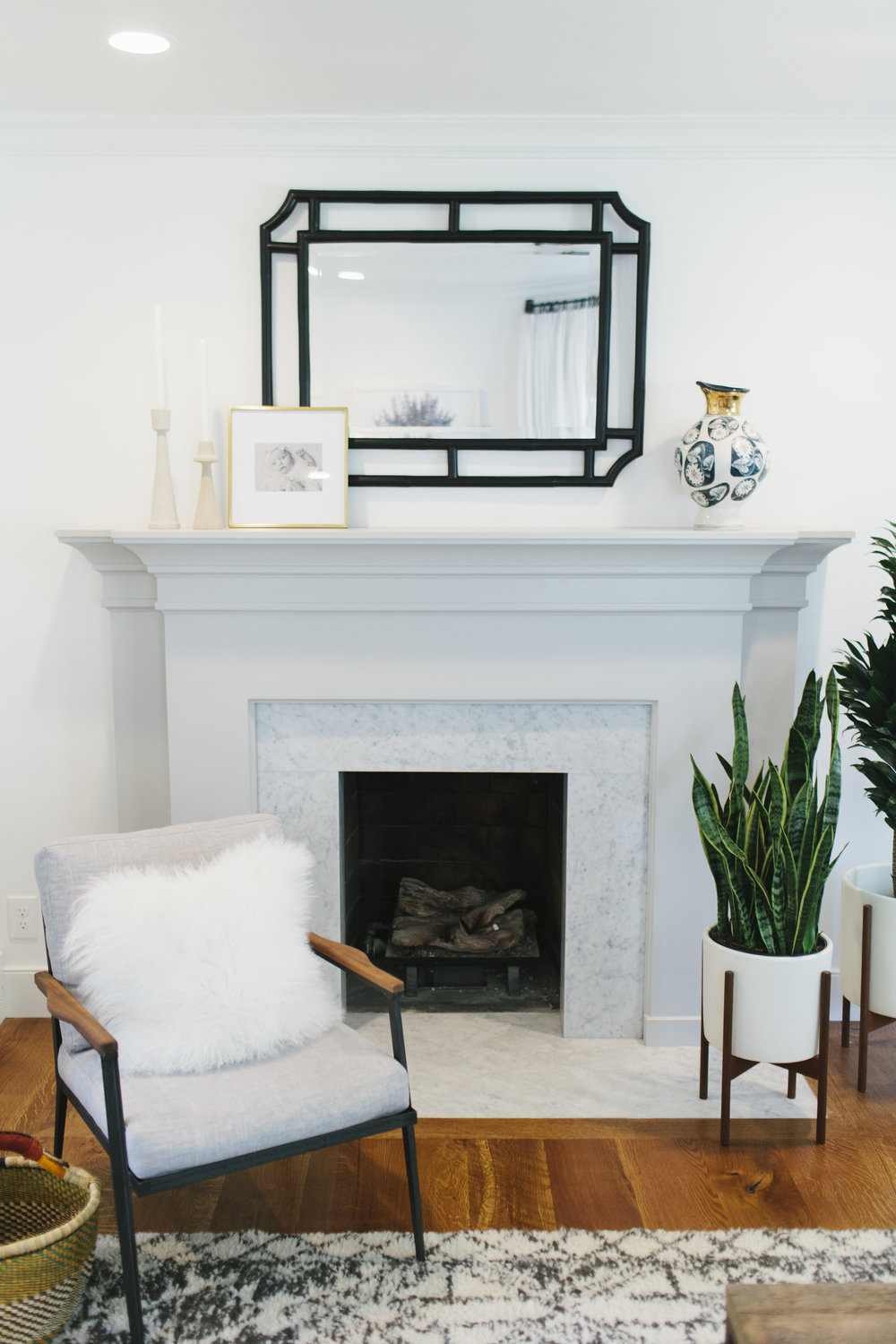 Studio McGee - Lynwood Remodel Fireplace