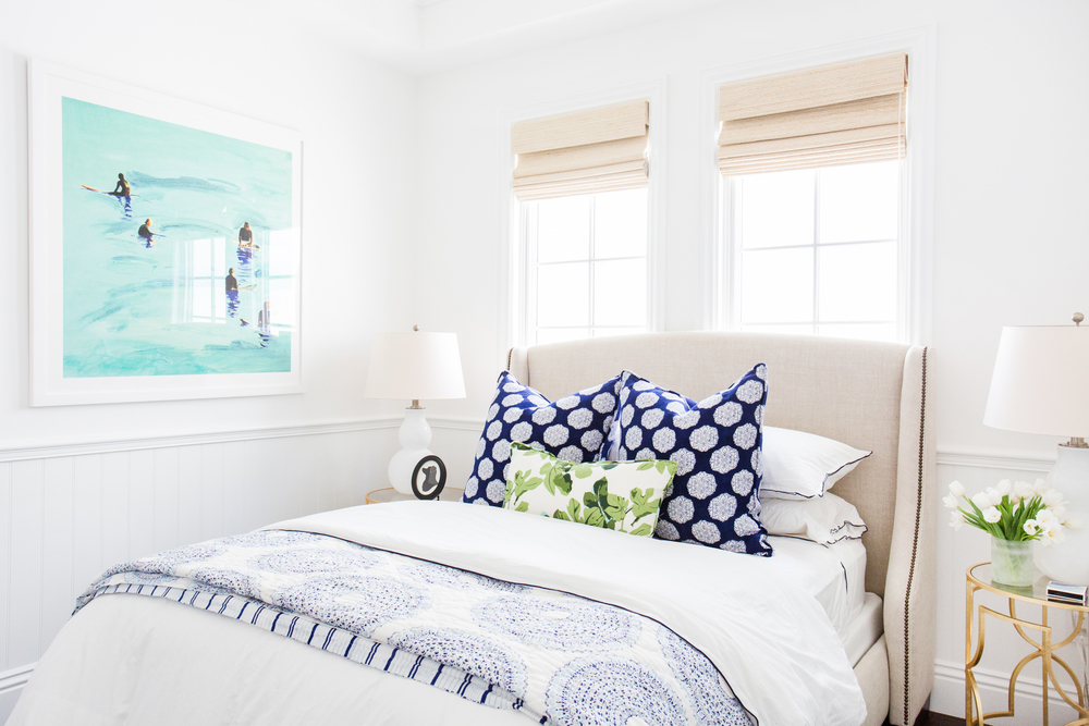Studio McGee - Pacific Palisades Guest Bedroom