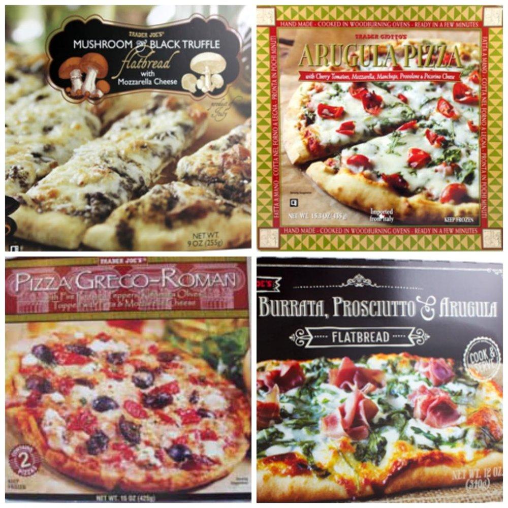 Best Pizzas at Trader Joe's