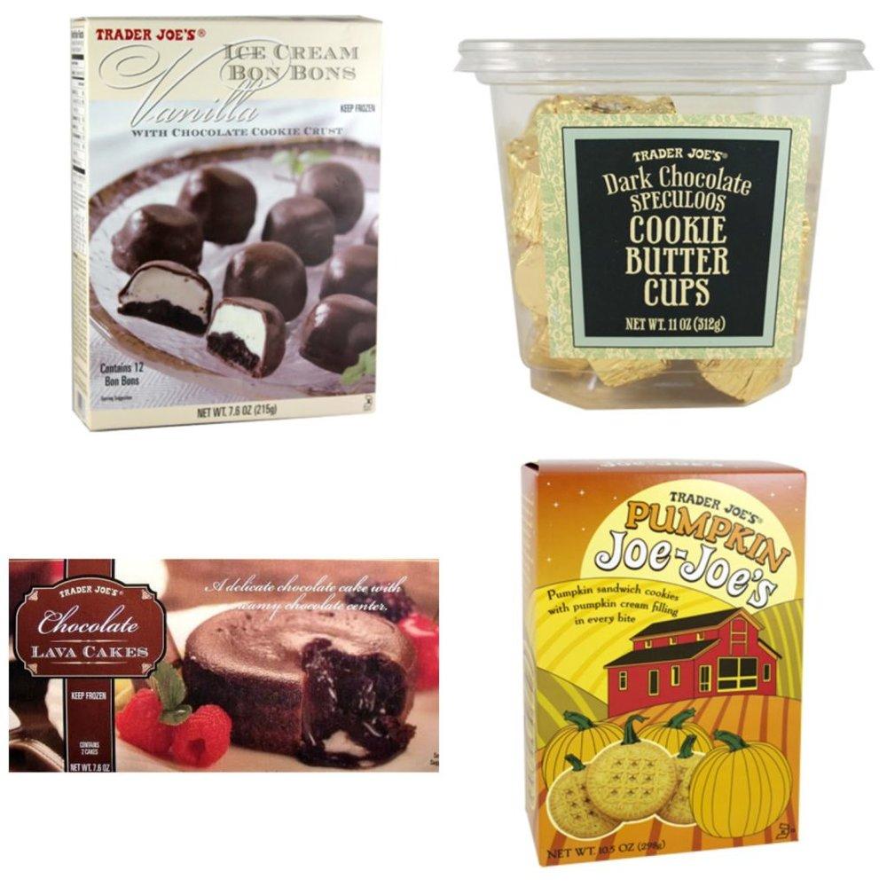 Best Desserts at Trader Joe's