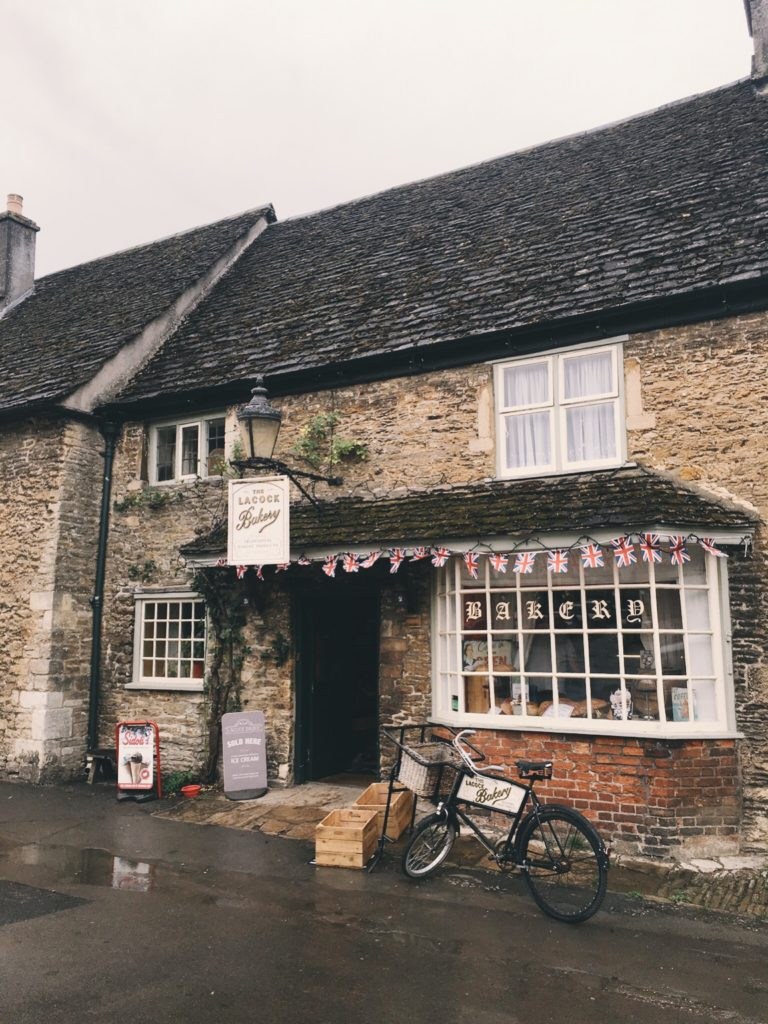 Bakery featured in Downton Abbey