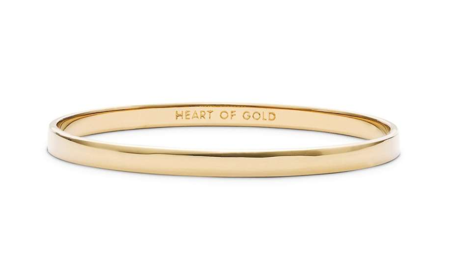 Kate Spade Heart of Gold Bracelet