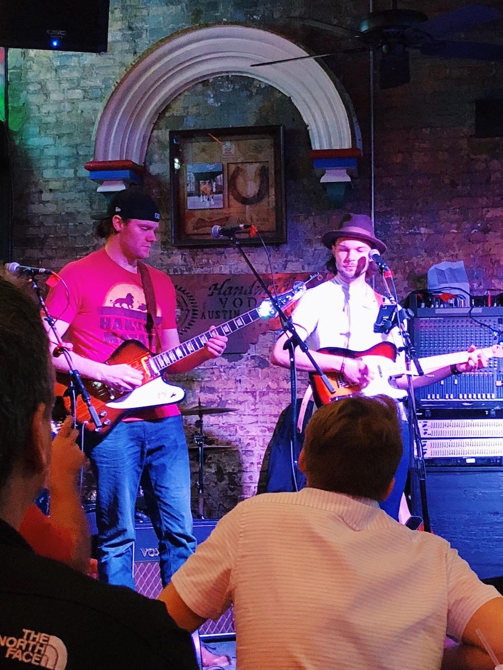 Nashville bar performers on Broadway