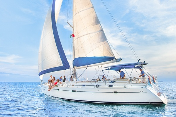 Luxury Sail at Cabo Adventures