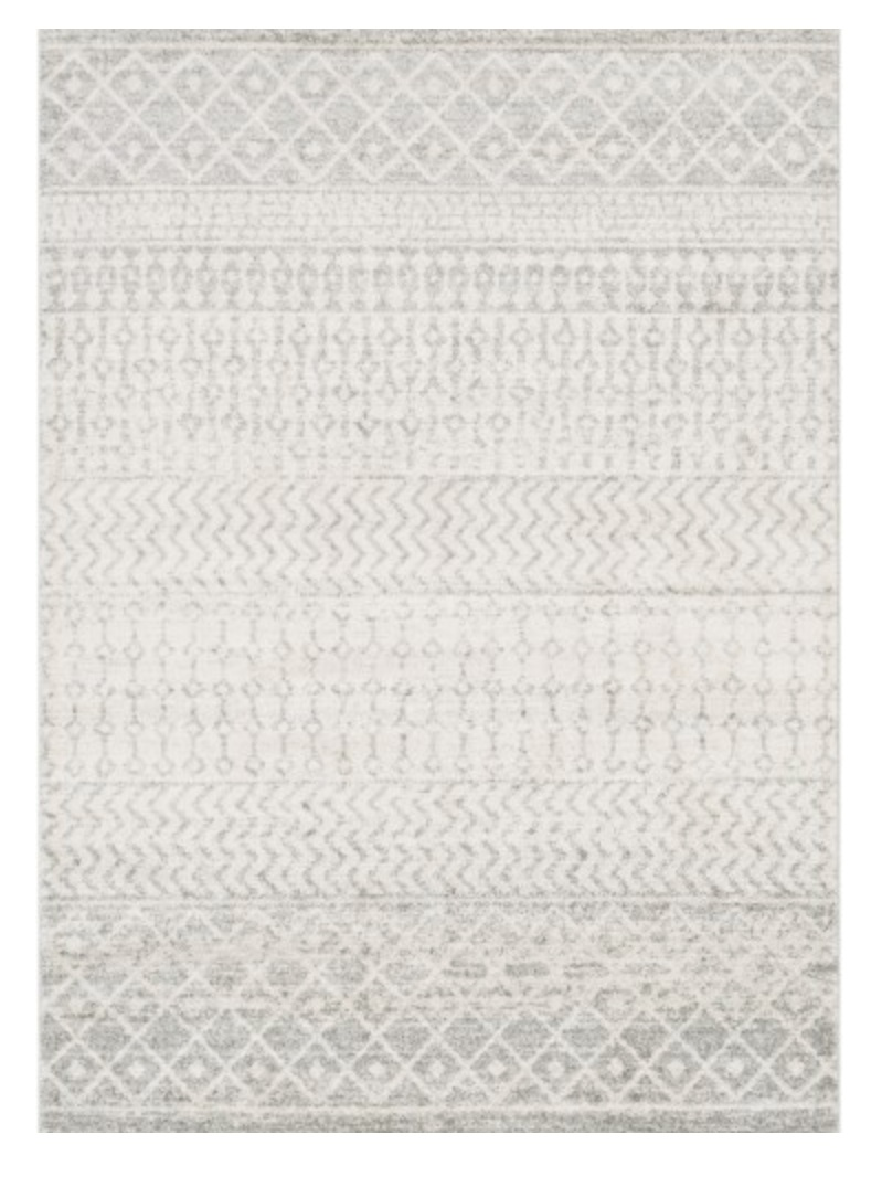 Tijera Rug from The Inspired Abode's favorites for the Lulu & Georgia big rug sale BIGDEAL for 20% off + Rug Size Guide