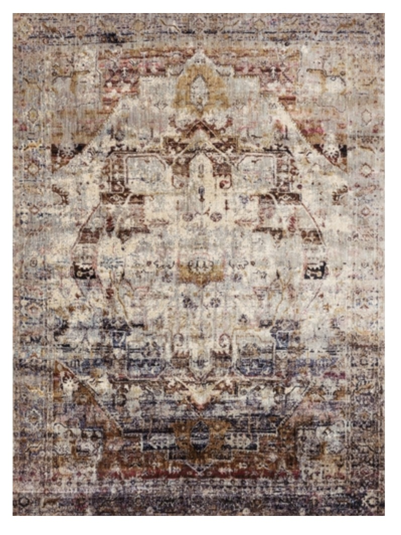 Mina Rug from The Inspired Abode's favorites for the Lulu & Georgia big rug sale BIGDEAL for 20% off + Rug Size Guide