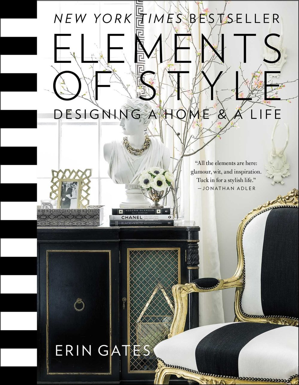 Elements of Style by Erin Gates coffee table book ideas