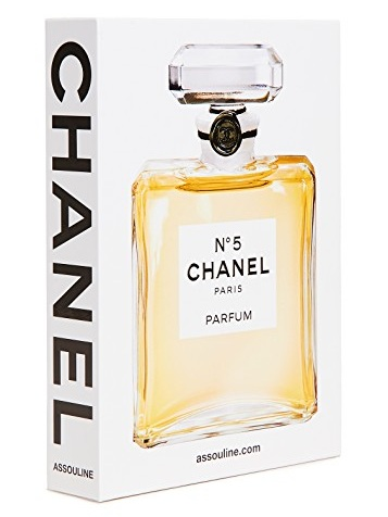 Chanel three book set by Francois Baudot coffee table book ideas