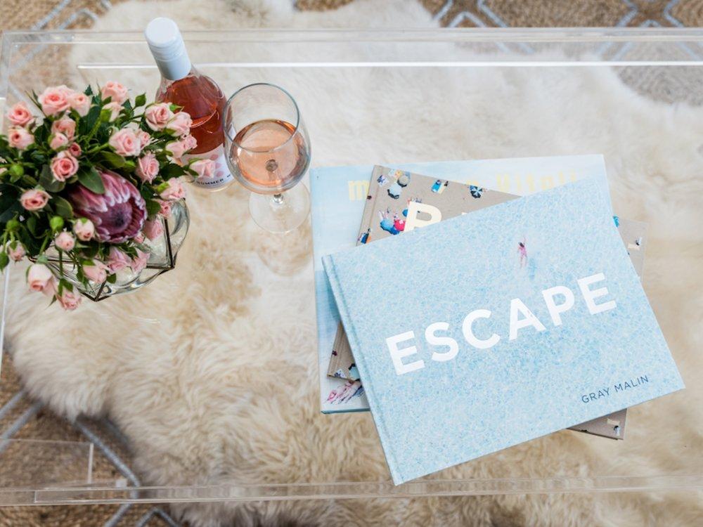 Escape by Gray Malin coffee table book ideas