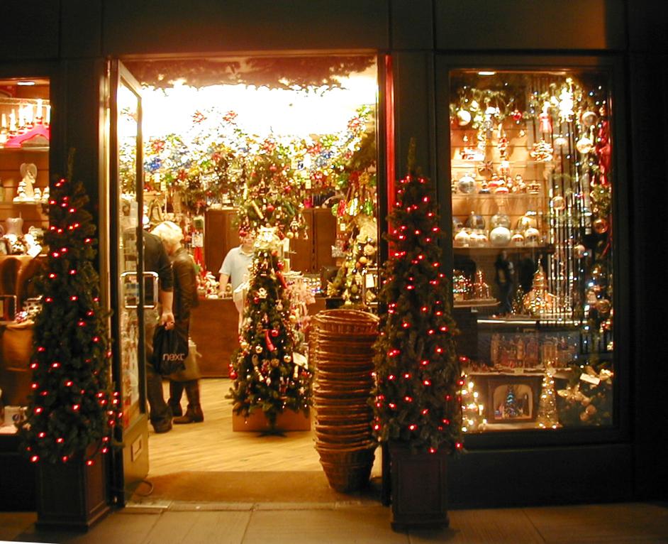 the christmas shop hays galleria - The Christmas Shop