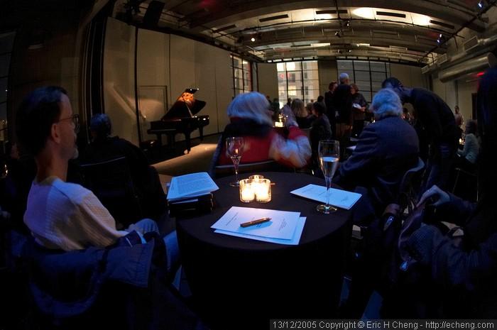 Movado Hour at the Baryshnikov Arts Center