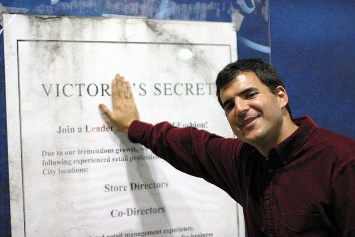 Victor's Secret!