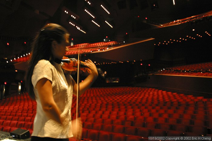 Livia, in Segerstrom Hall